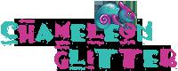 Chameleon Glitter Logo