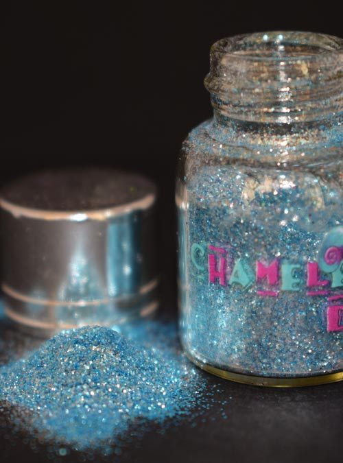 Chameleon Glitter *Ice* Nail Dust Glitter Nails