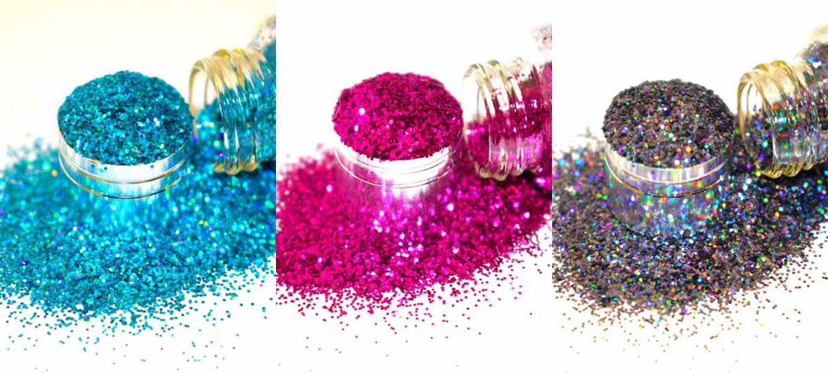 Chameleon Glitter New Nail Glitter Nails